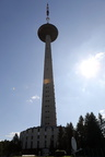 Vilnius vom TV Tower